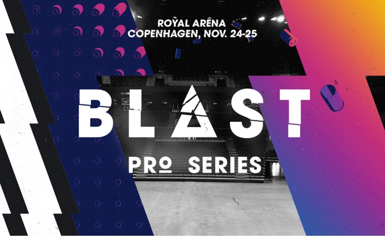 Blast Pro Series Esports