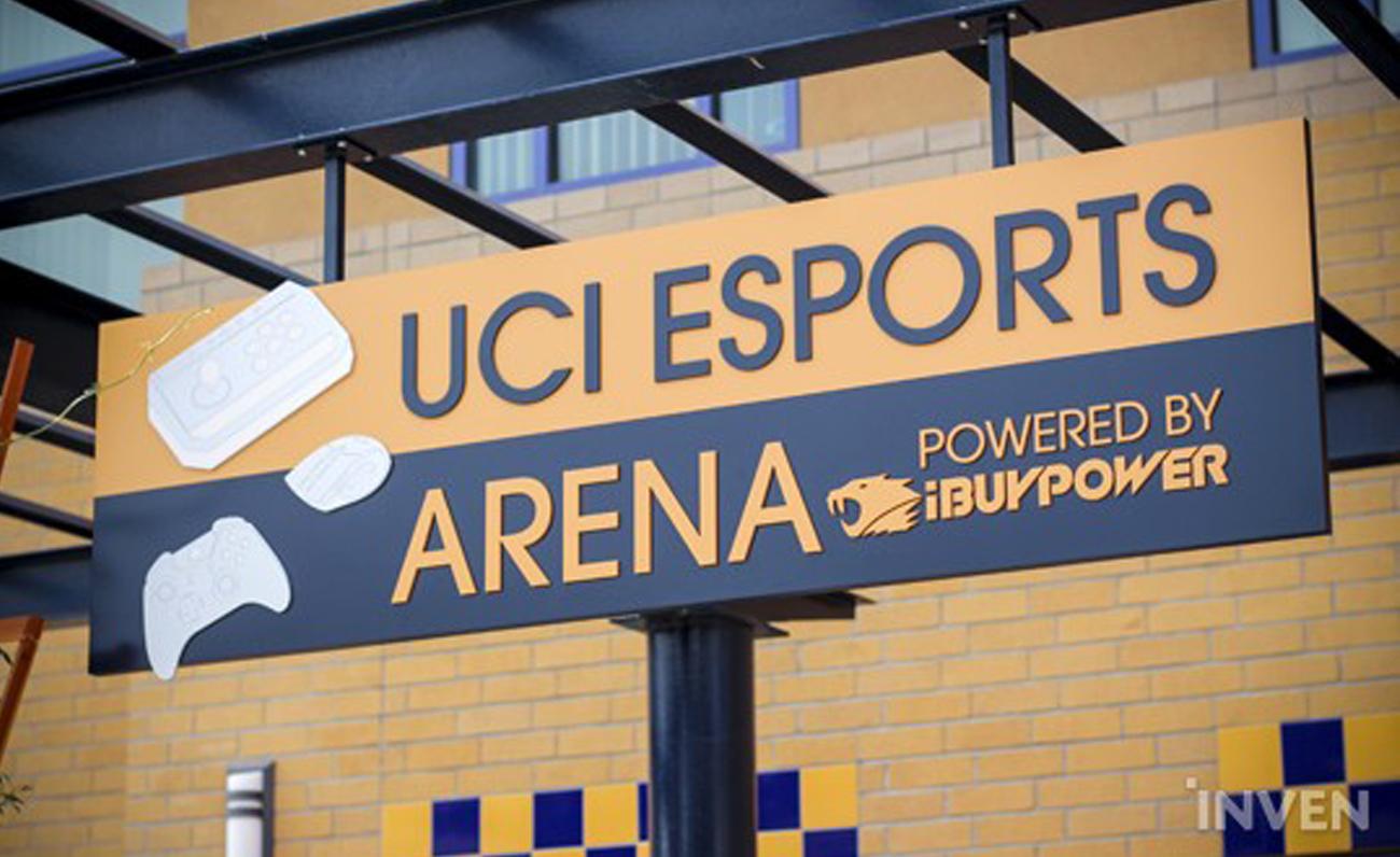 UCI formación Esports