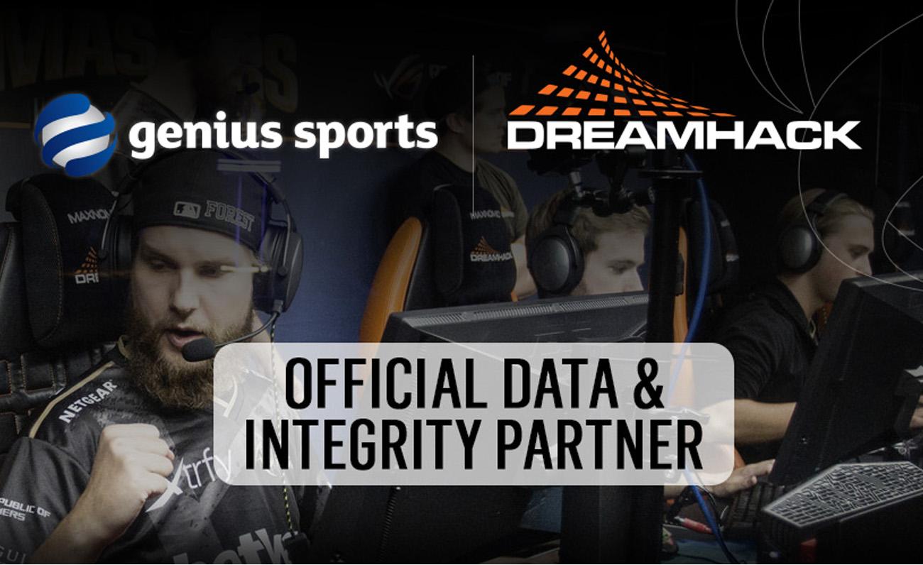 GeniusSports Dreamhack Esports