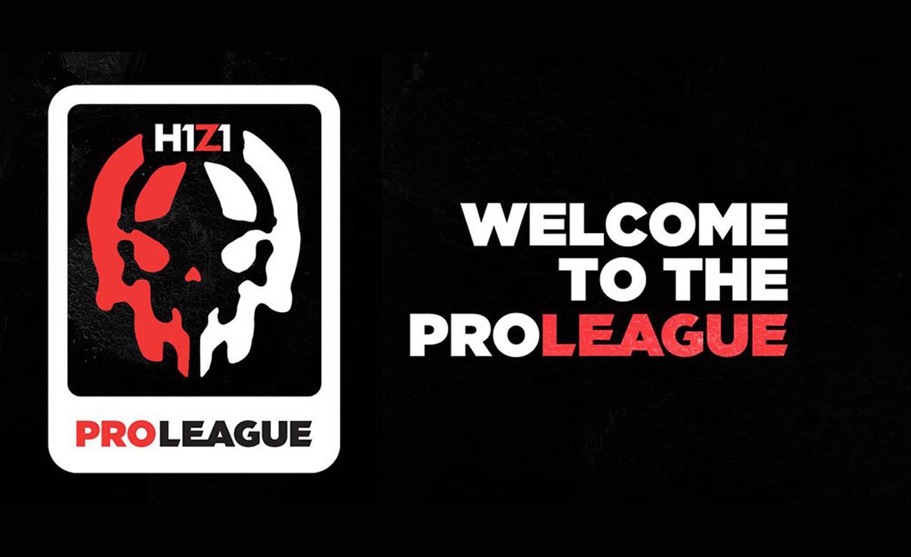 H1Z1 Pro League Esports