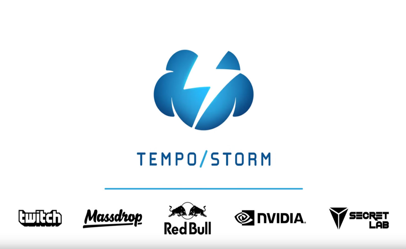 Tempo Storm Red Bull Esports
