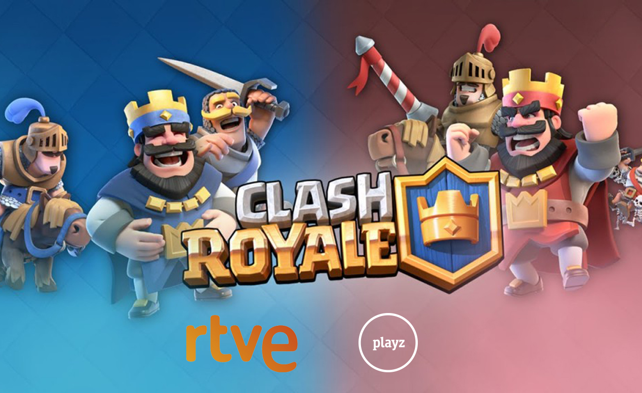 Clash Royale Playz RTVE Esports