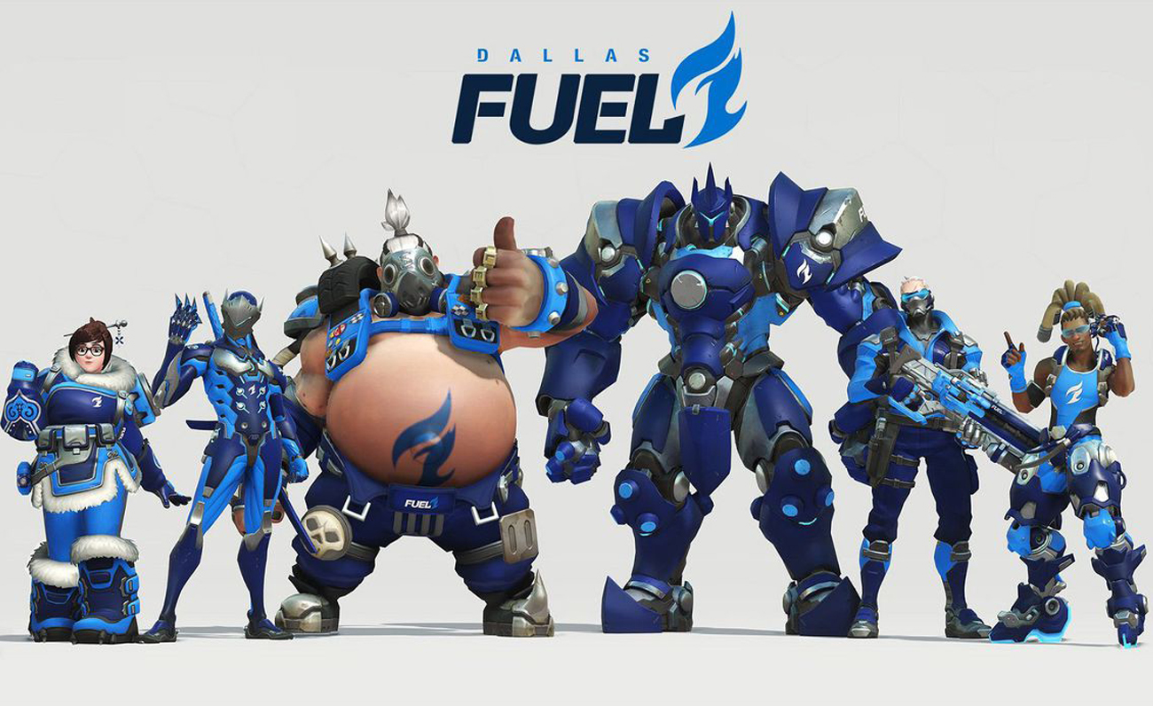 Dallas Fuel esports