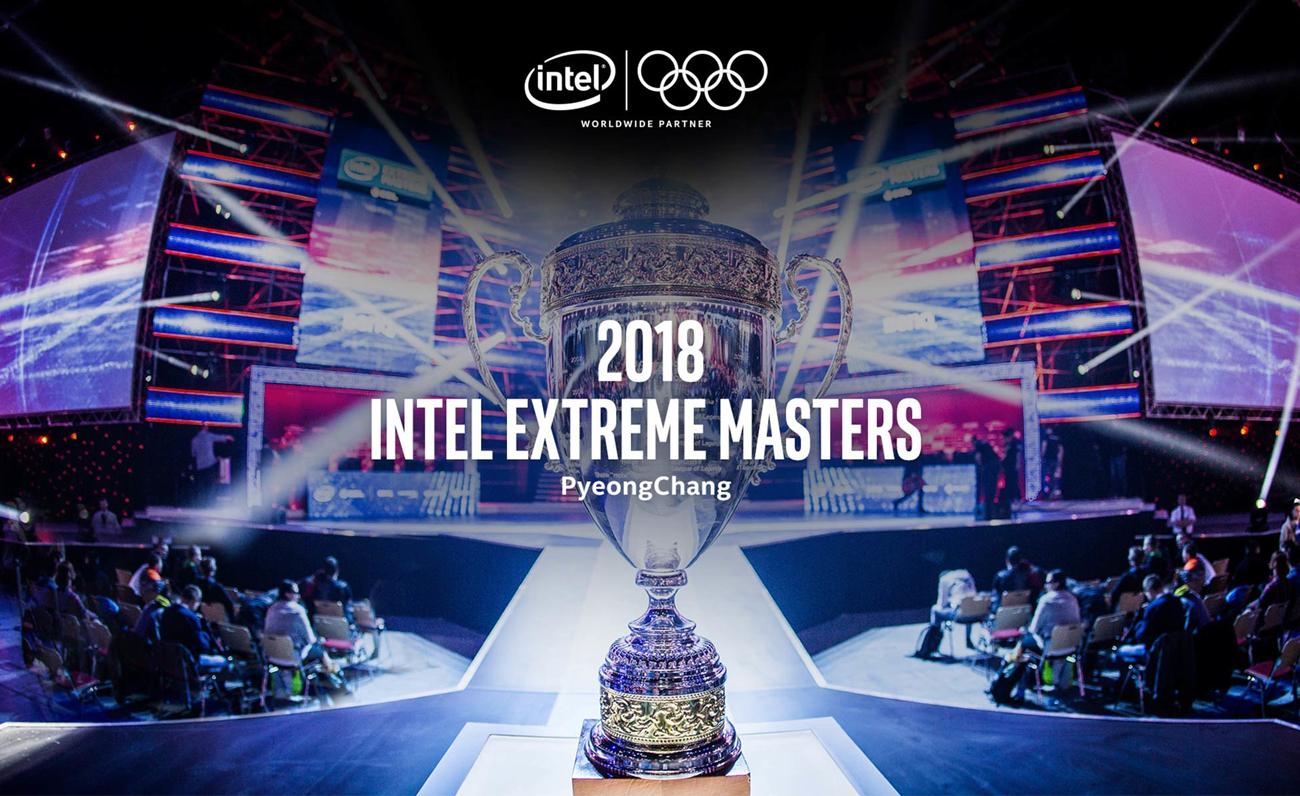 Intel COI esports