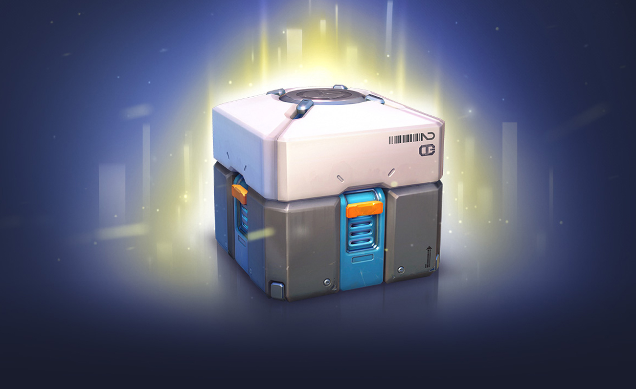 Loot boxes in esports