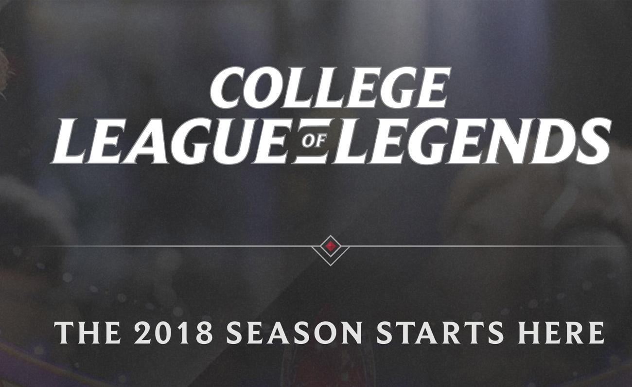 College LoL Esports