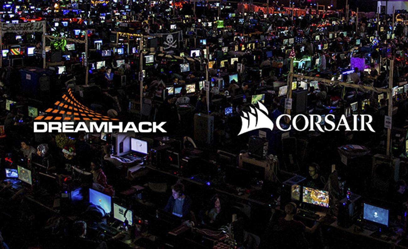DreamHack CORSAIR esports