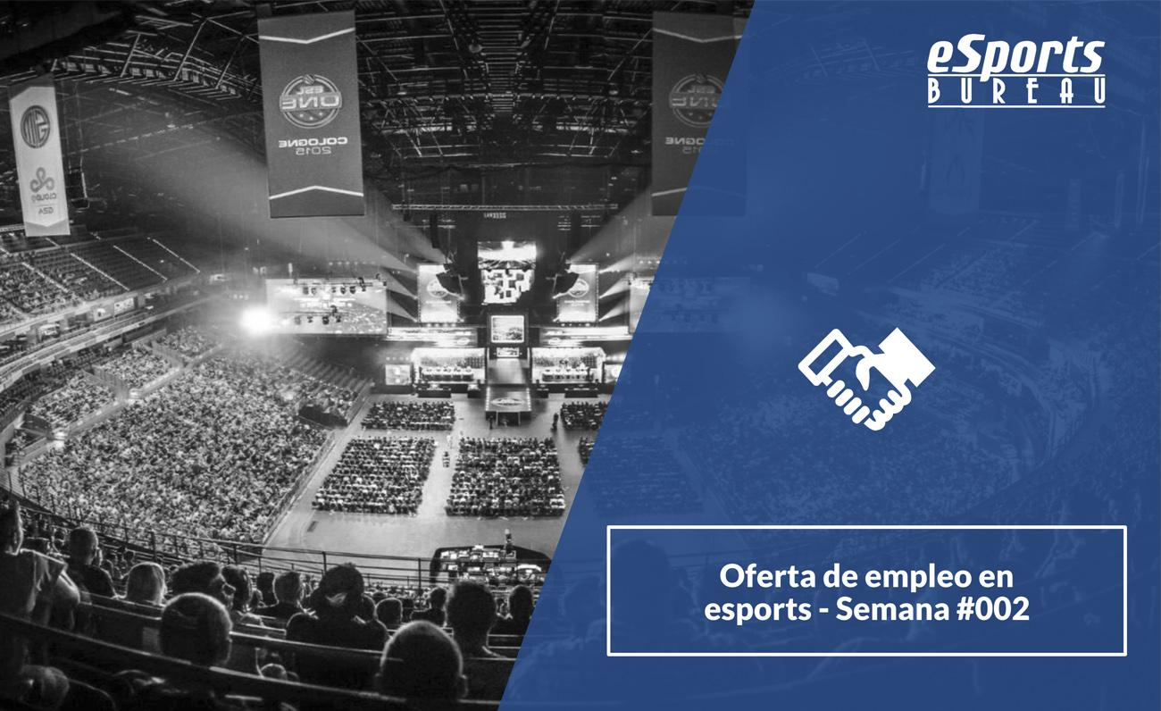 Esports bureau ofertas de empleo en los esports semana 001 - Ofertas de empleo en navarra ...