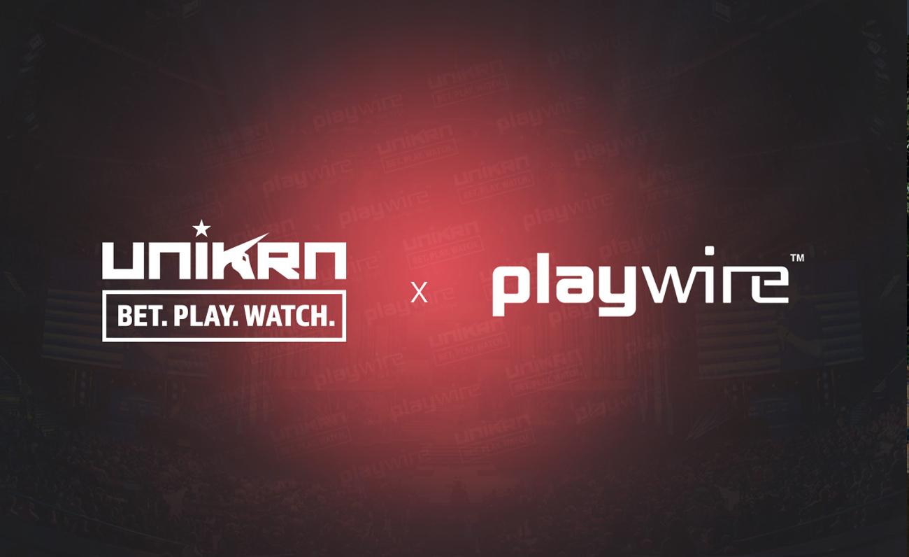 Unikrn Playwire