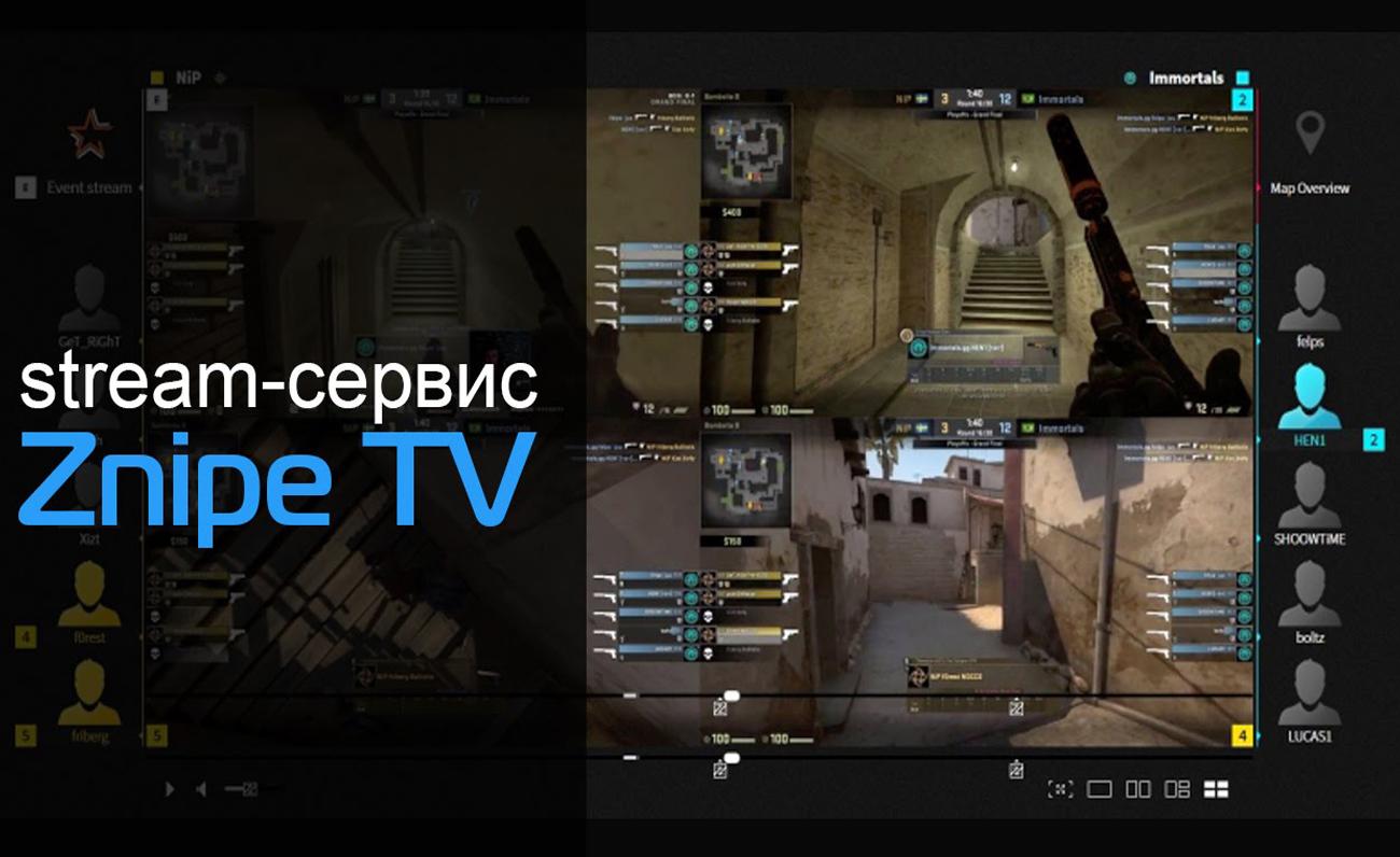 FACEIT Znipe.TV Esports