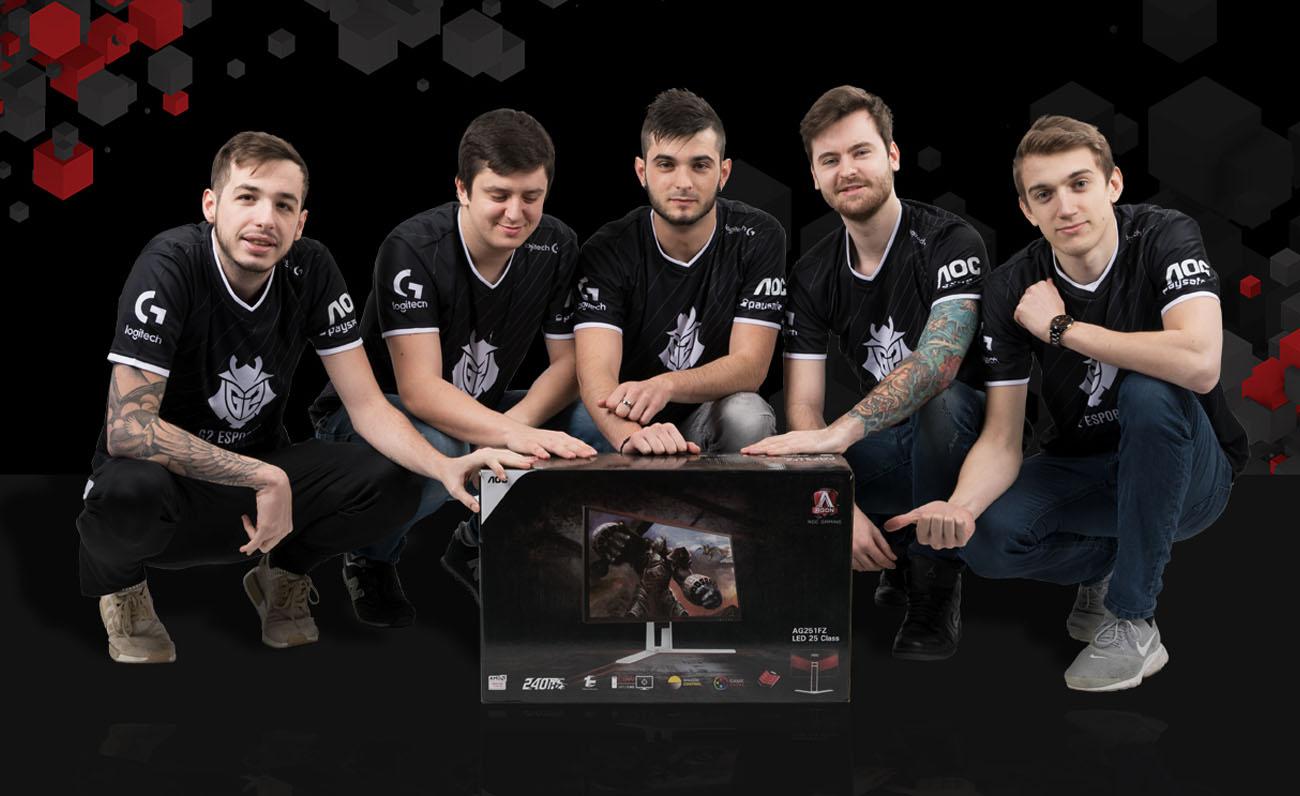 G2 Esports AOC