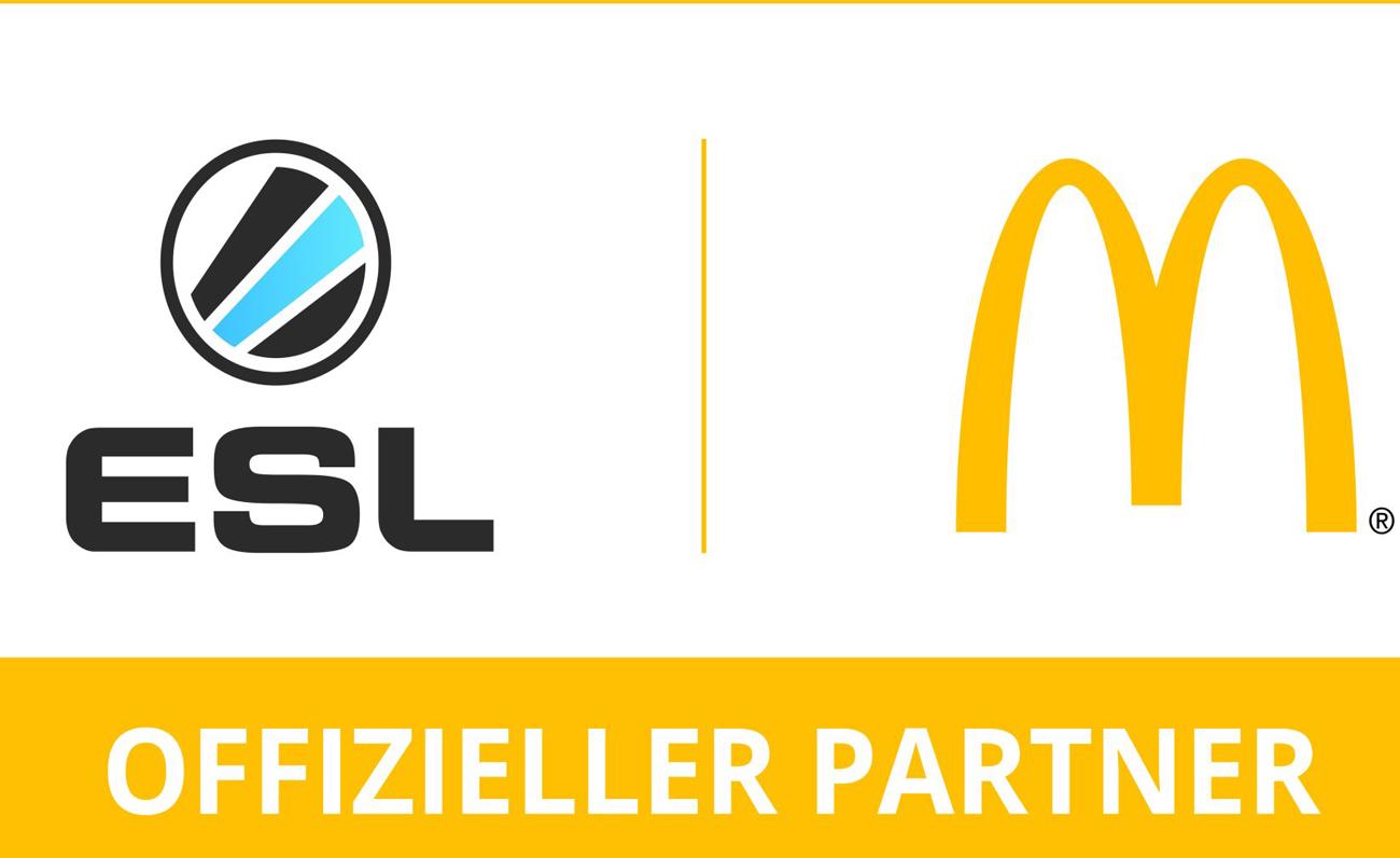 McDonalds ESL Esports
