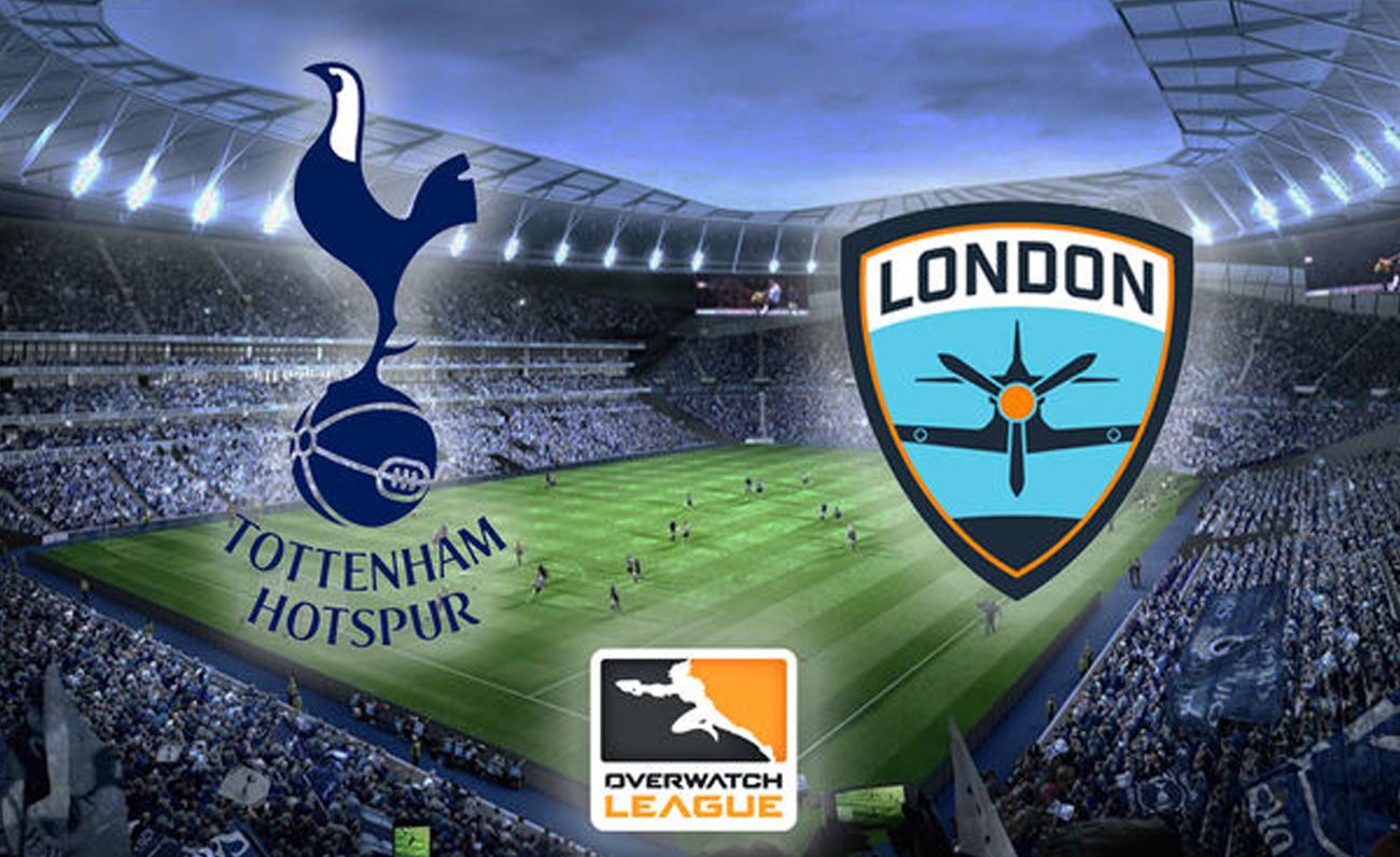 Tottenham Spitfire esports