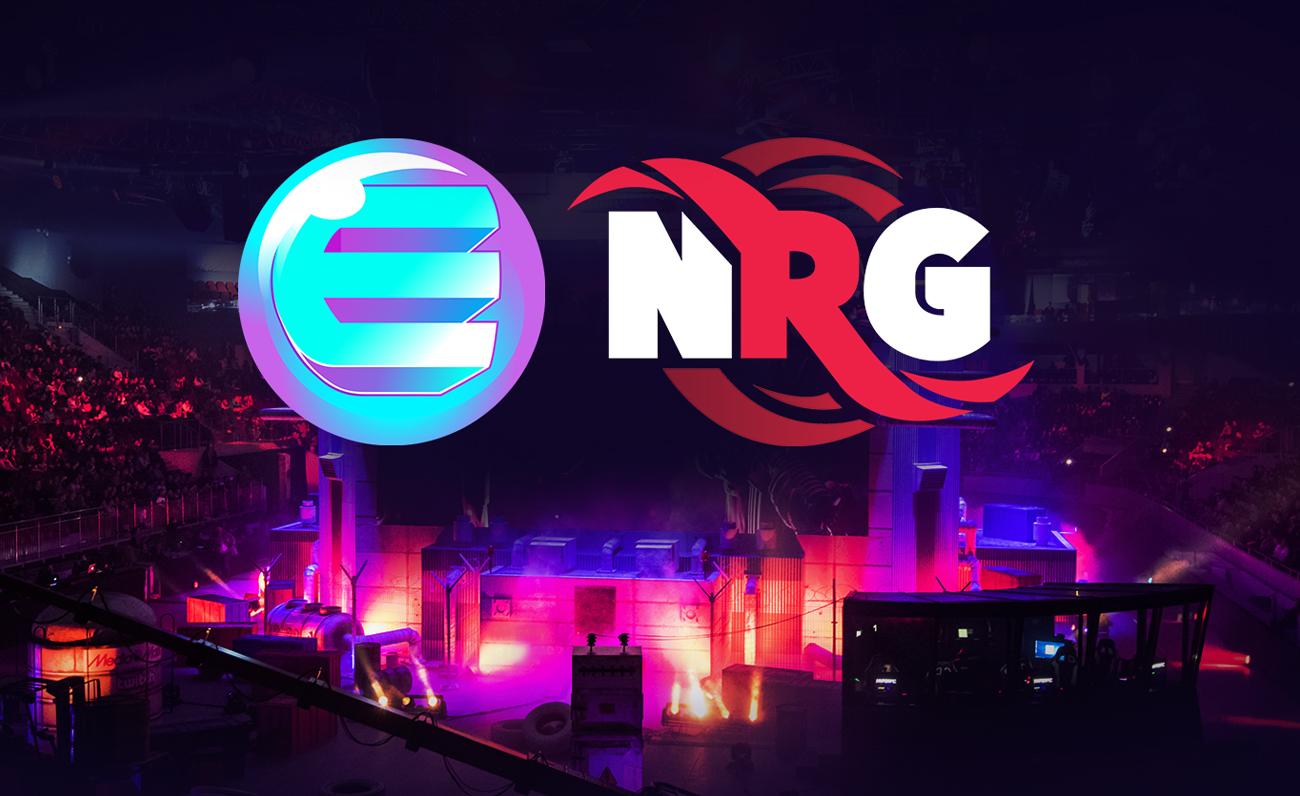 NRG Esports Ejin Coin