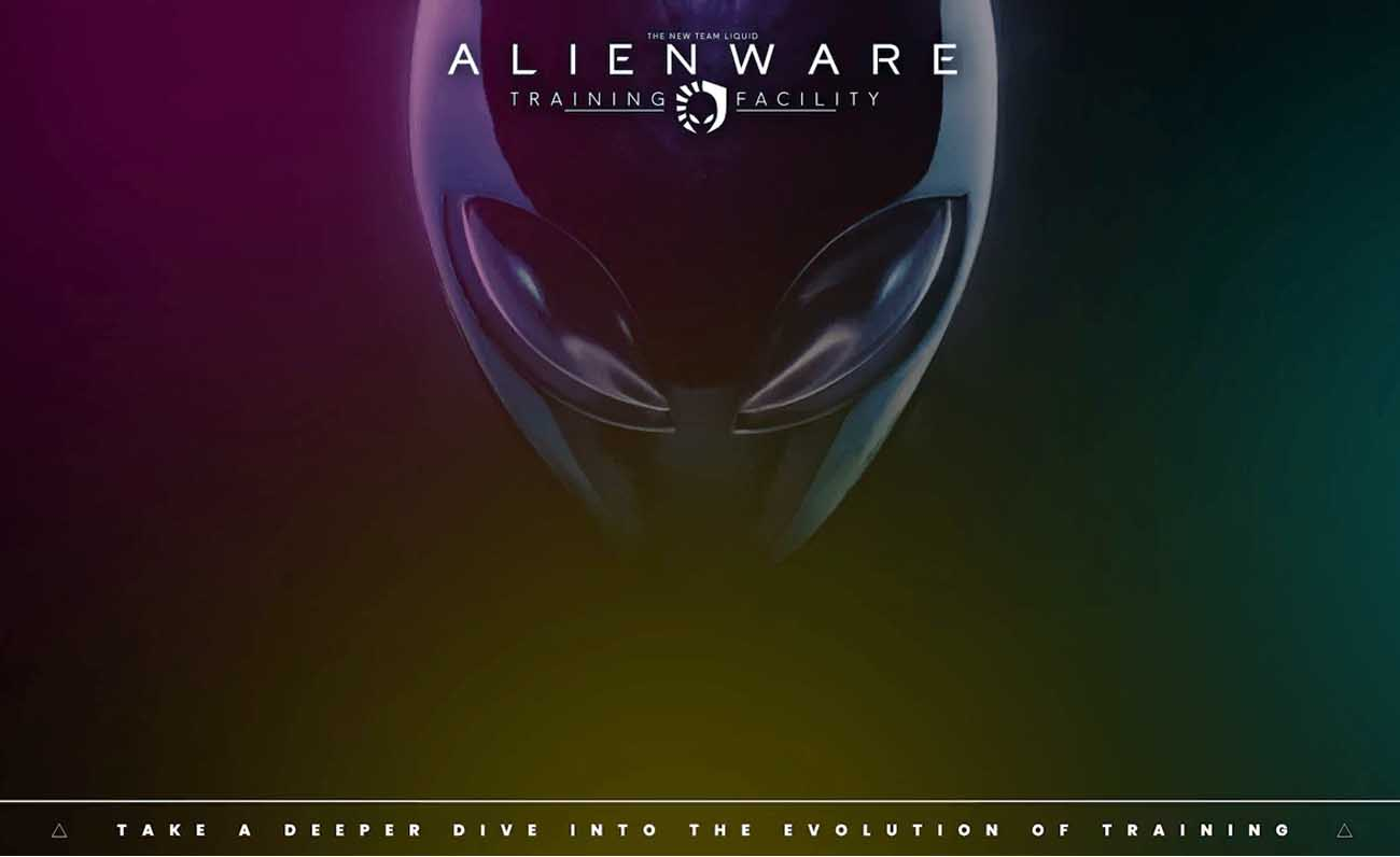 Alienware Training Facility esports