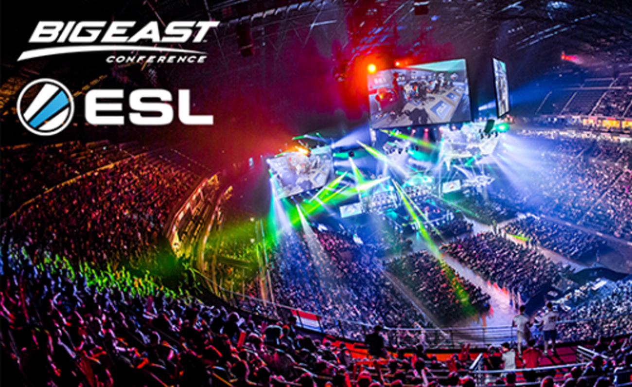 BIG EAST ESL Esports