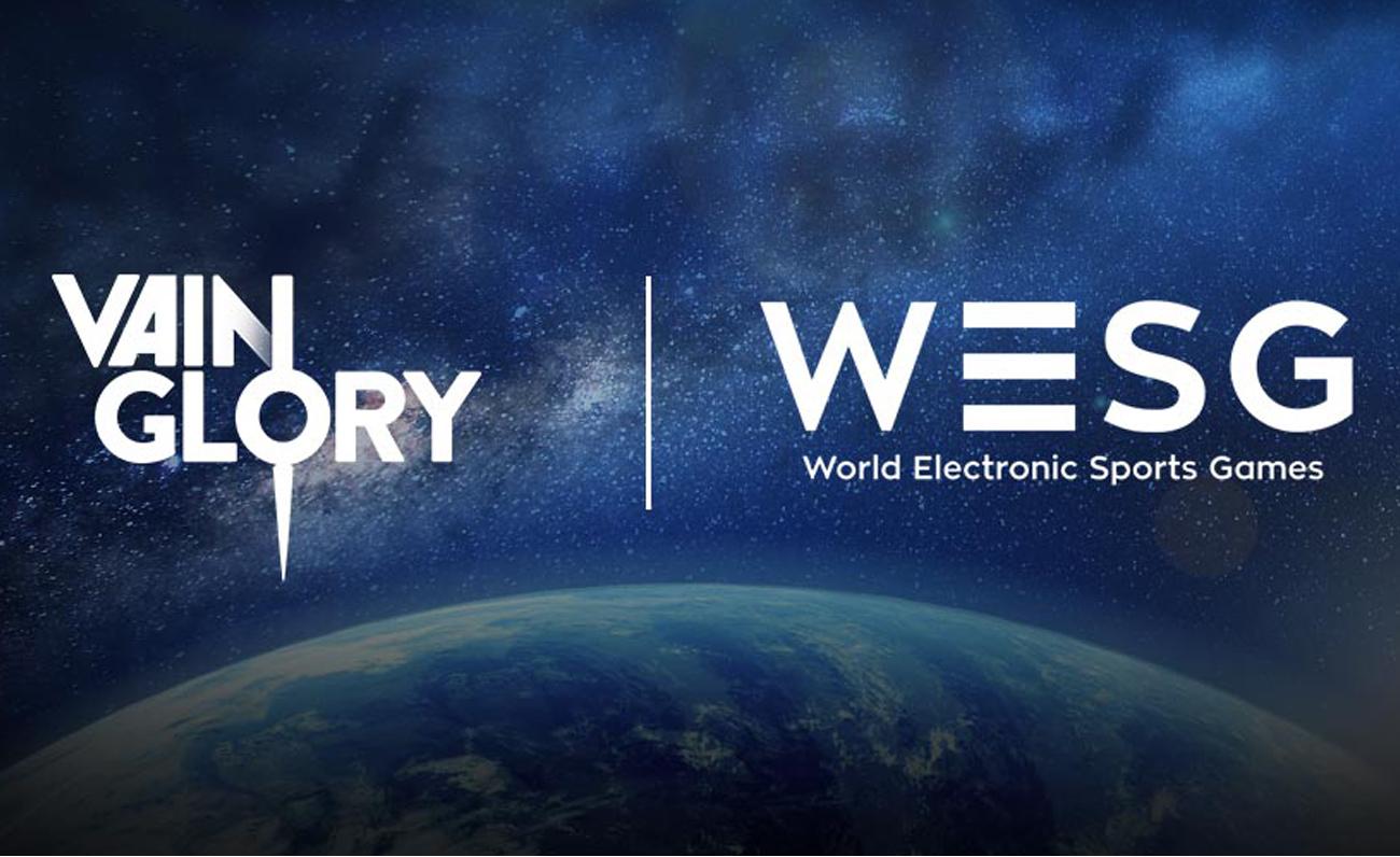 vainglory WESG Esports