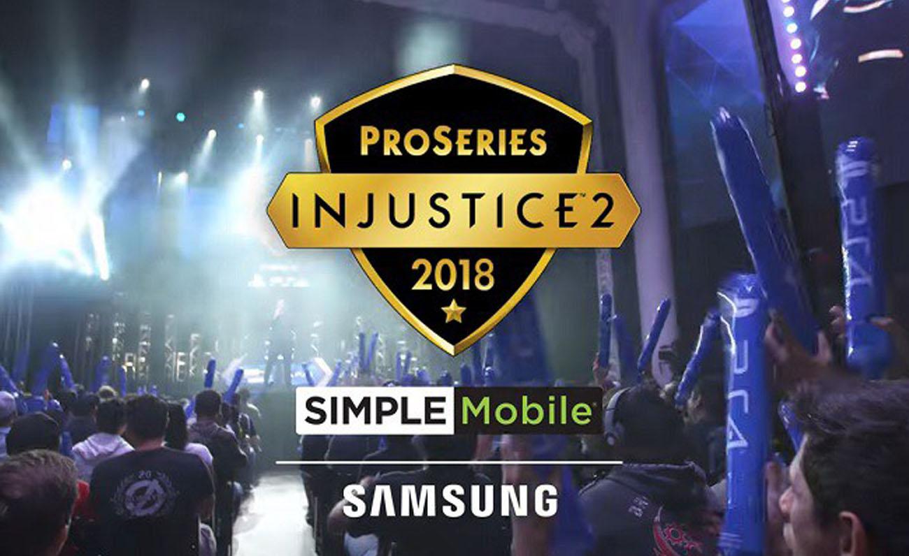 Injustice 2 Pro Series esports