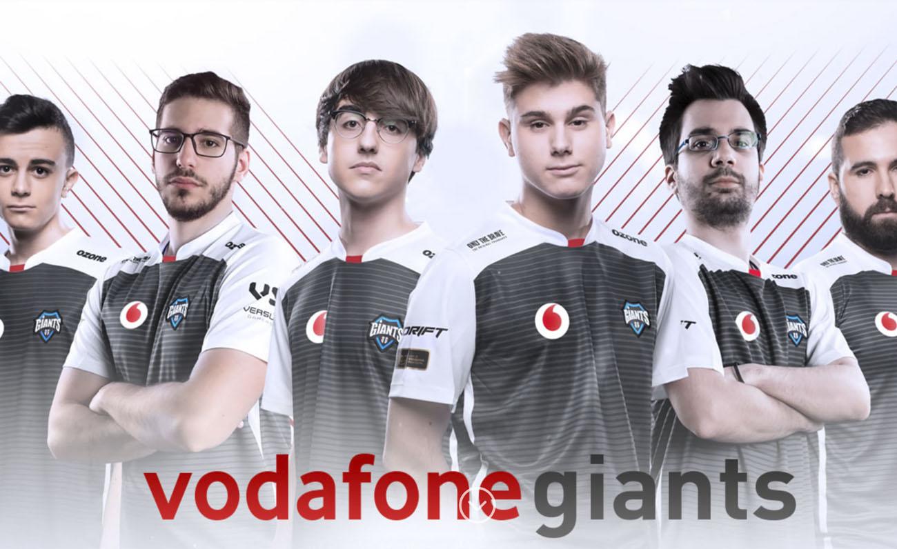 Vodafone Giants esports