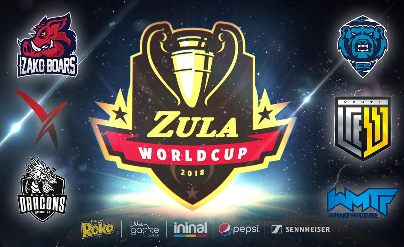 Zula Europe World Cup Esports