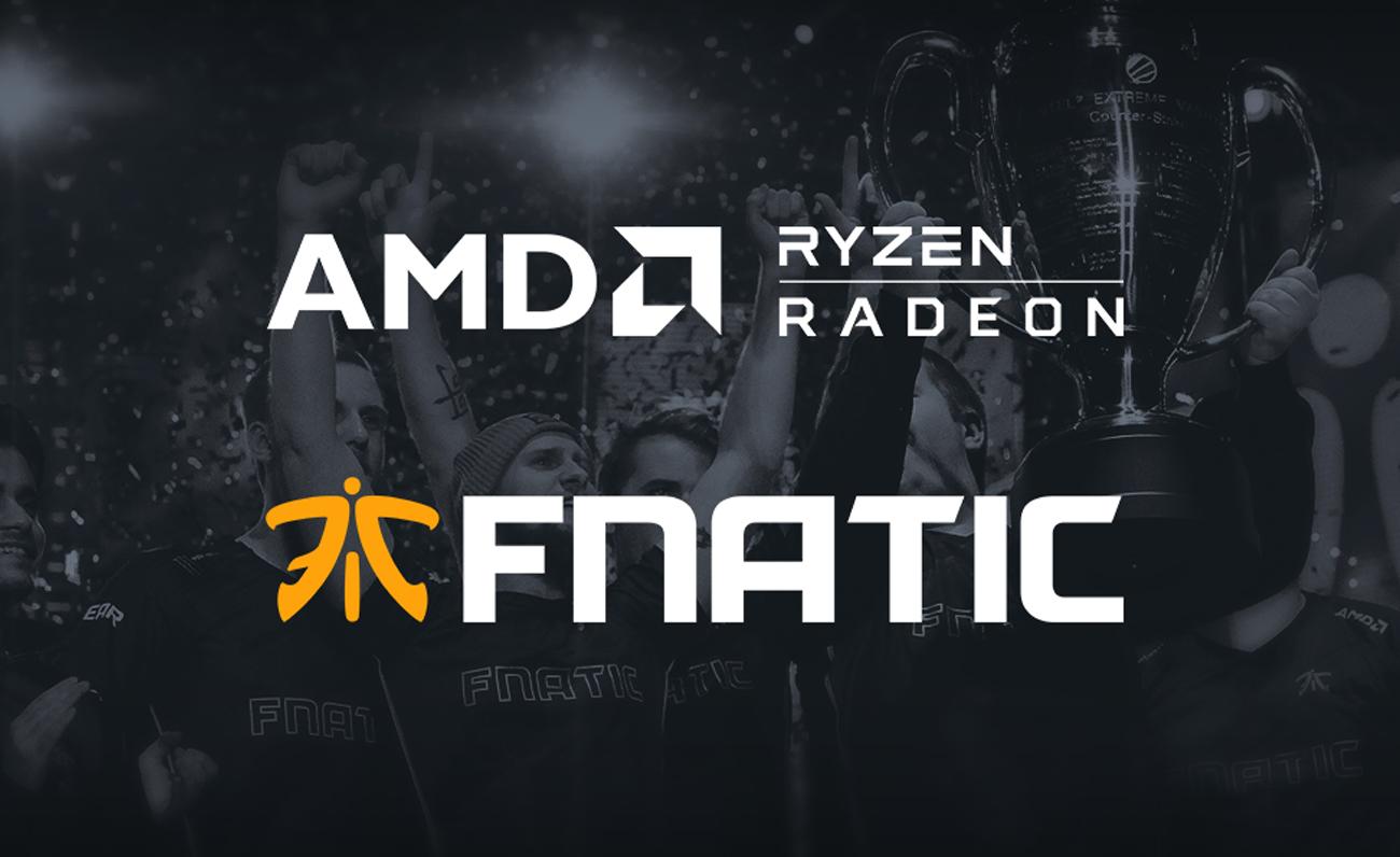 AMD FNATIC NBA STATE FARM esports