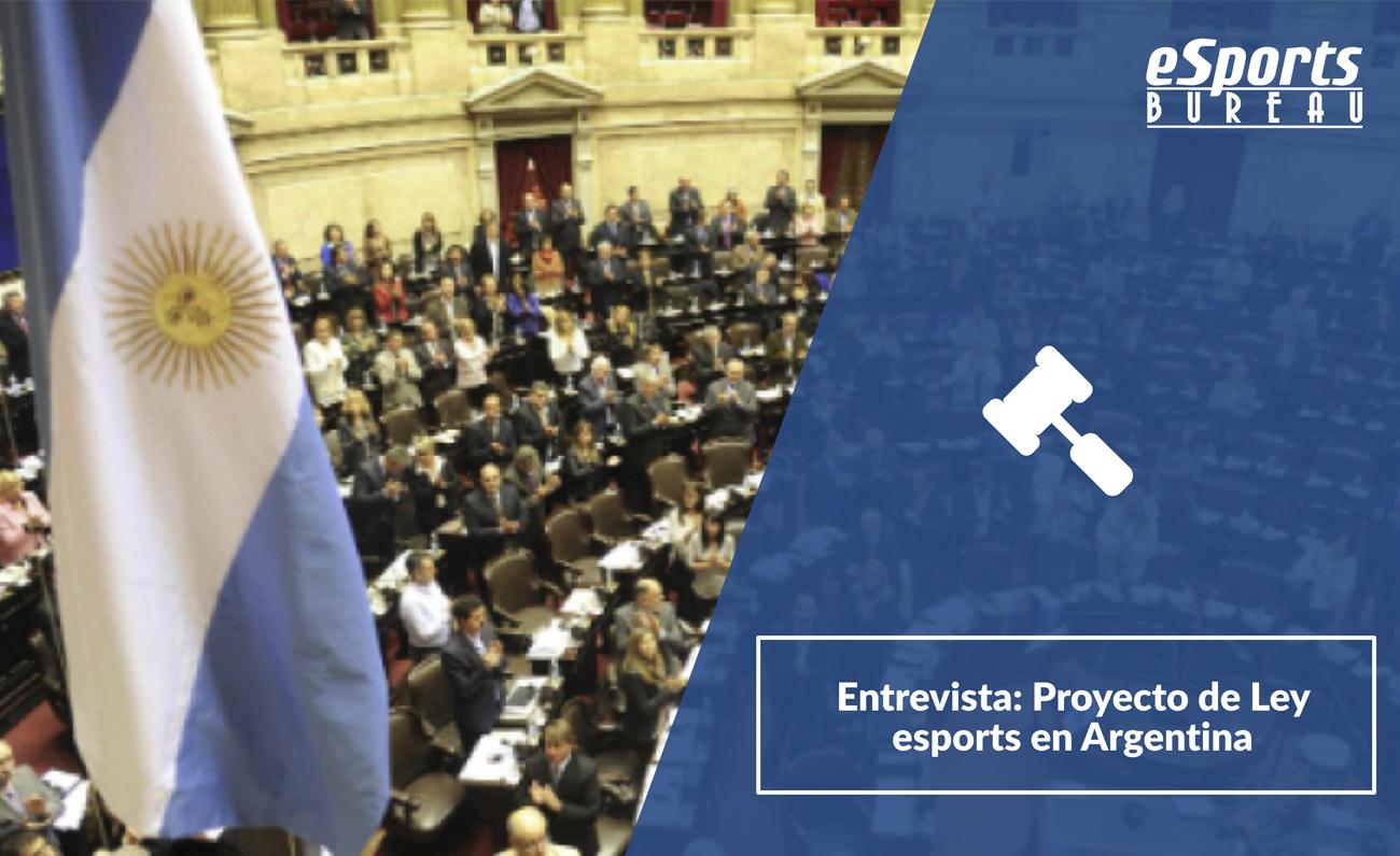 Hablamos en profundidad con los responsables políticos del Proyecto de Ley de Esports en Argentina