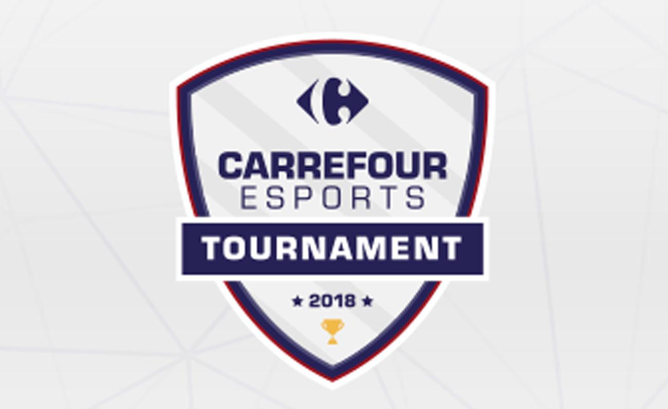 Carrefour Esports Tournament 2018