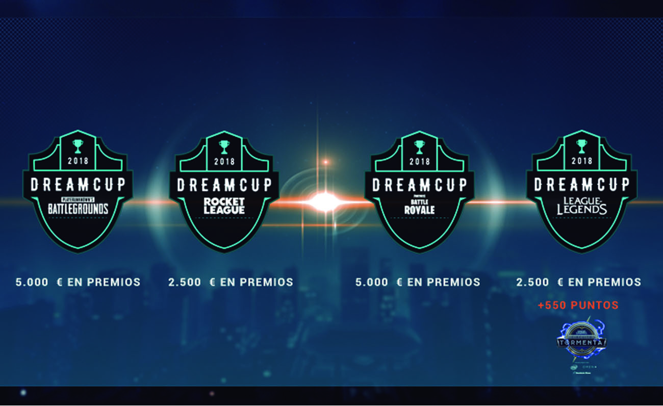 DreamHack Dreamcup esports