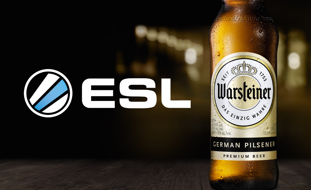 ESL Warsteiner Esports