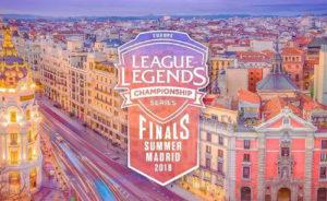 EU LCS Madrid esports