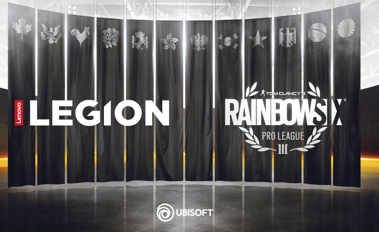 Leno Rainbow Six Ubisoft esports