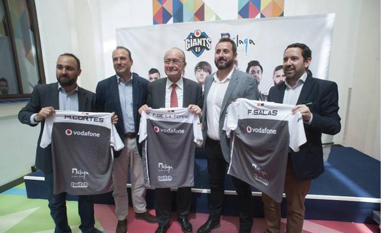 Ayuntamiento Málaga Giants