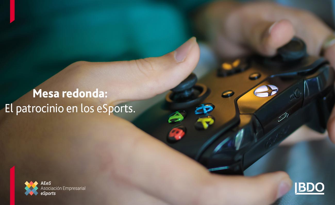 Jornada BDO y AEeS: Retos de inversión y patrocinio para las marcas en esports