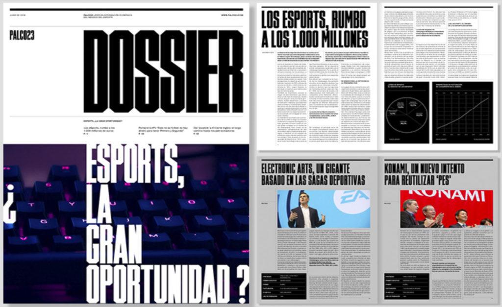 """Dossier Palco23: """"eSports, la gran oportunidad?"""