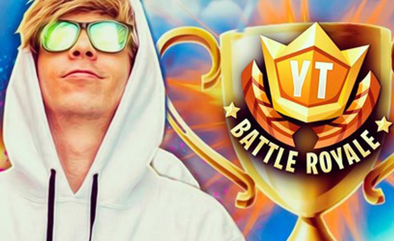 Rubius anuncia otro torneo de Fortnite para romper récords, esta vez presencial en Gamergy