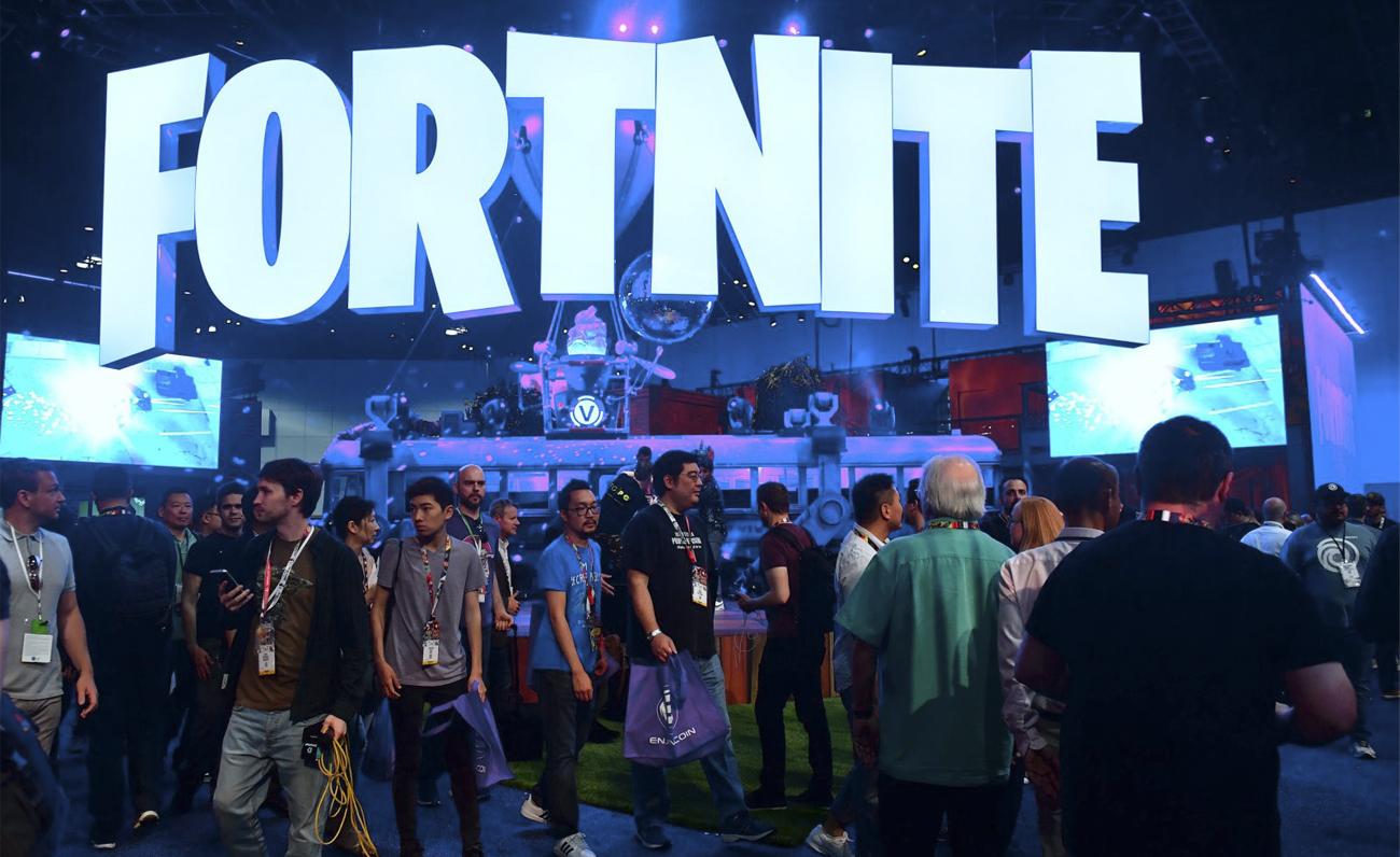 Fortnite E3 Esports