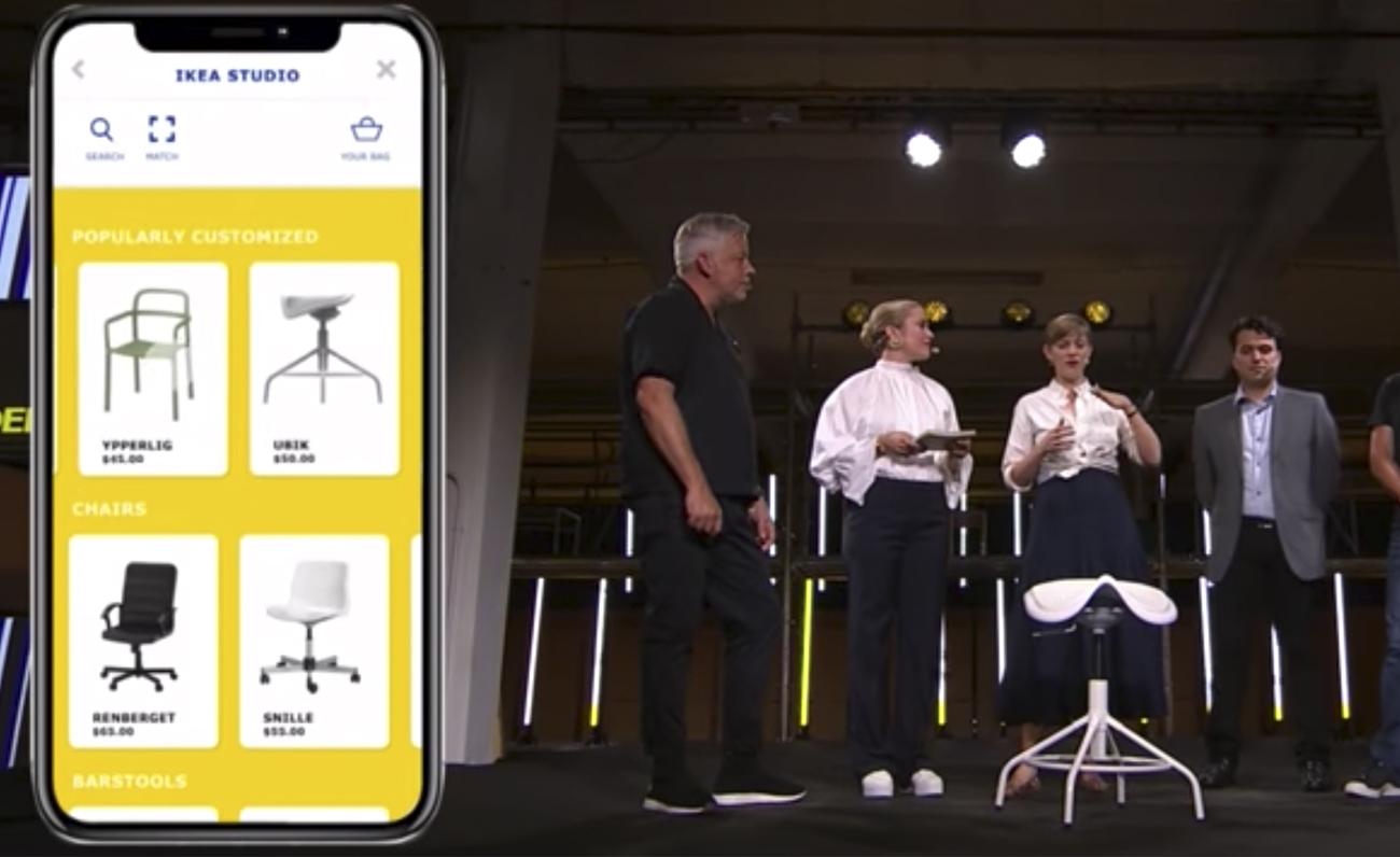 Triple acuerdo Ikea, UNIYQ y Area Academy para crear la mejor silla gaming 3D del mundo