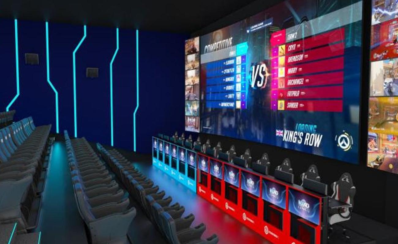 MediaMation MX4D Esports