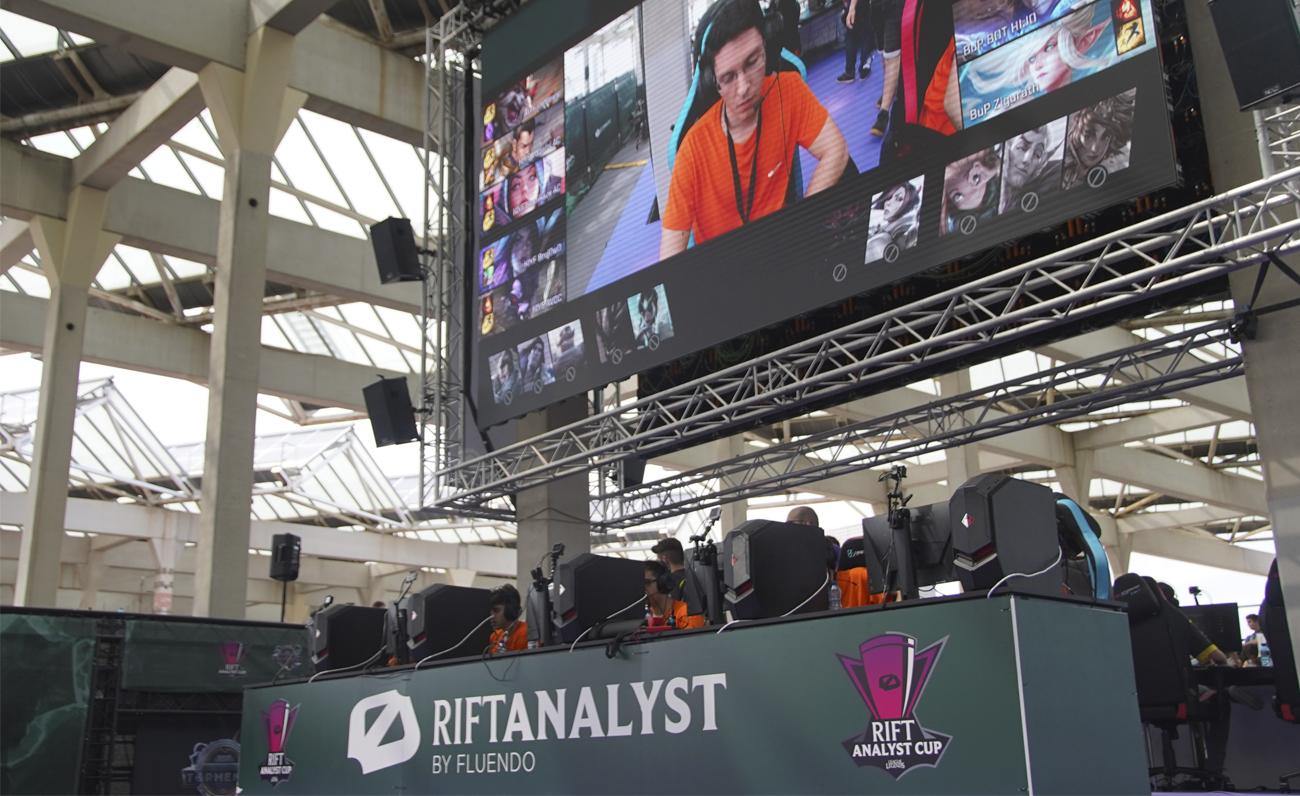 Gran éxito de audiencia y participación de la RiftAnalyst Cup, primer torneo del Circuito Tormenta