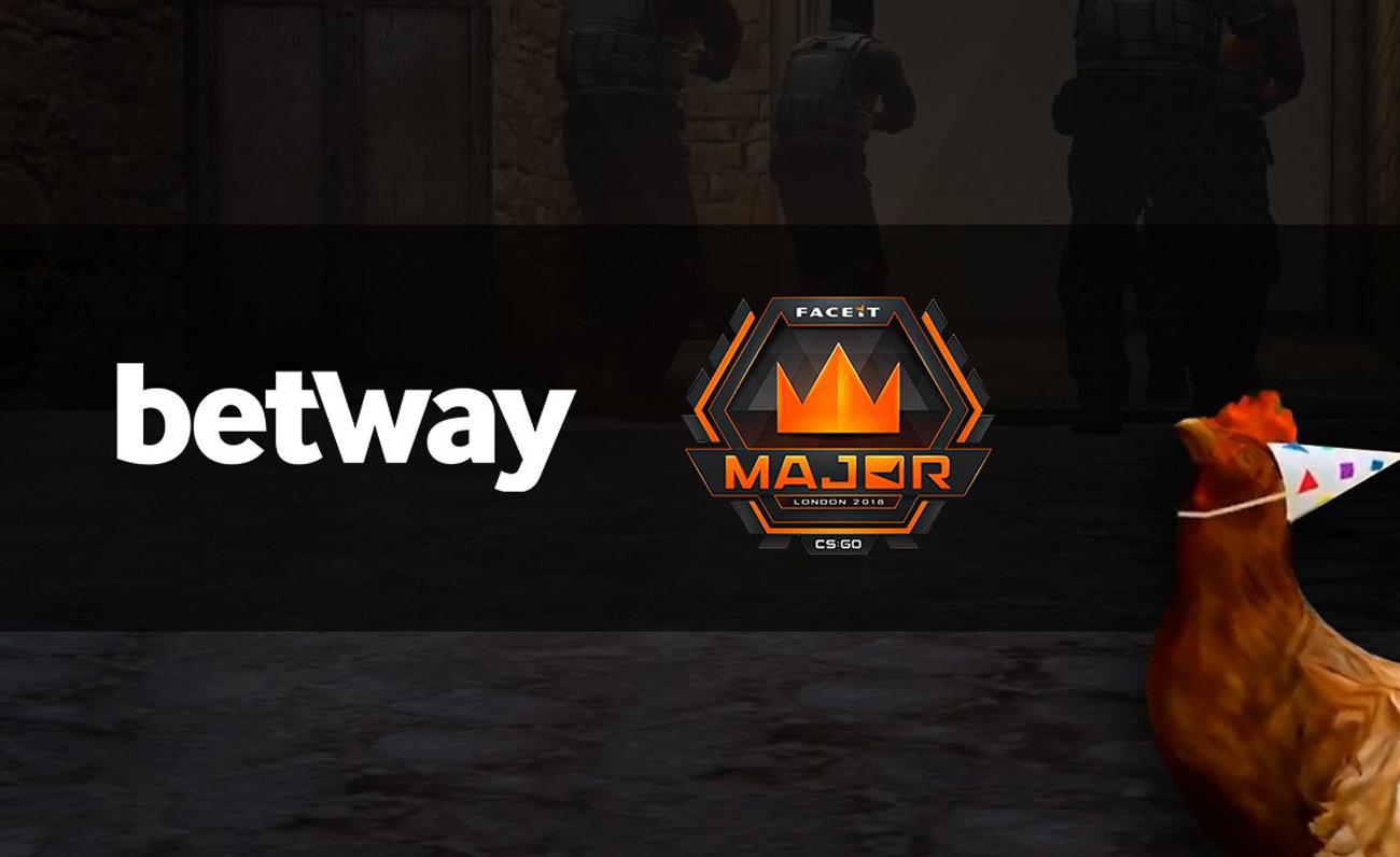 """Patrocinios: Betway """"apuesta"""" por FACEIT y Giant Food propone nuevas vías de activación con Wizards"""