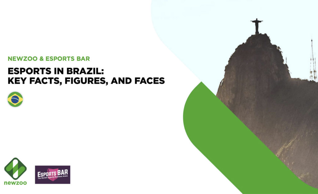 Esports in Brazil: Key facts, figures and faces: Newzoo & Esports Bar