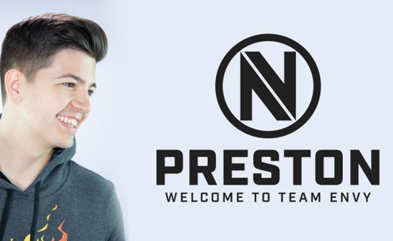 Patrocinios II: Team Envy ficha a Preston Arsement como inversor y Foundry IV a Hyperice