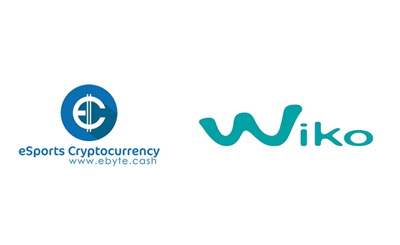 WIKO eByte blockchain esports