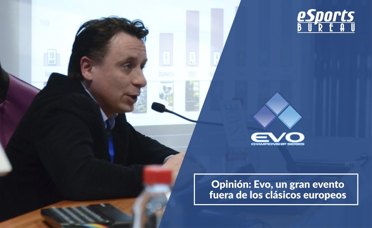 Oscar Soriano EVO esports