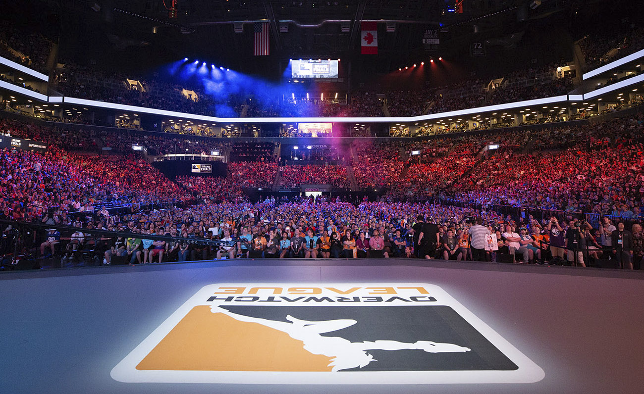 Overwatch League esports