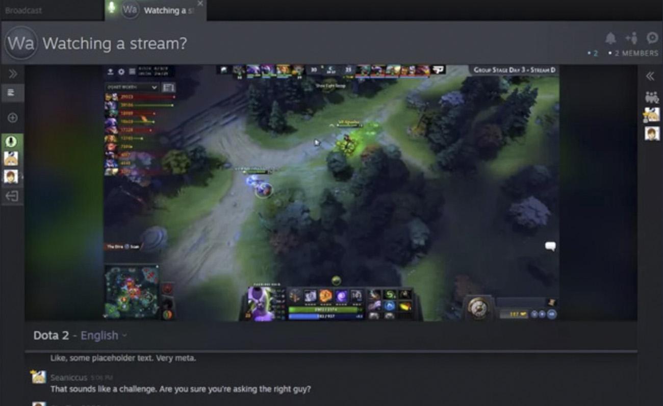 Steam Tv Esports