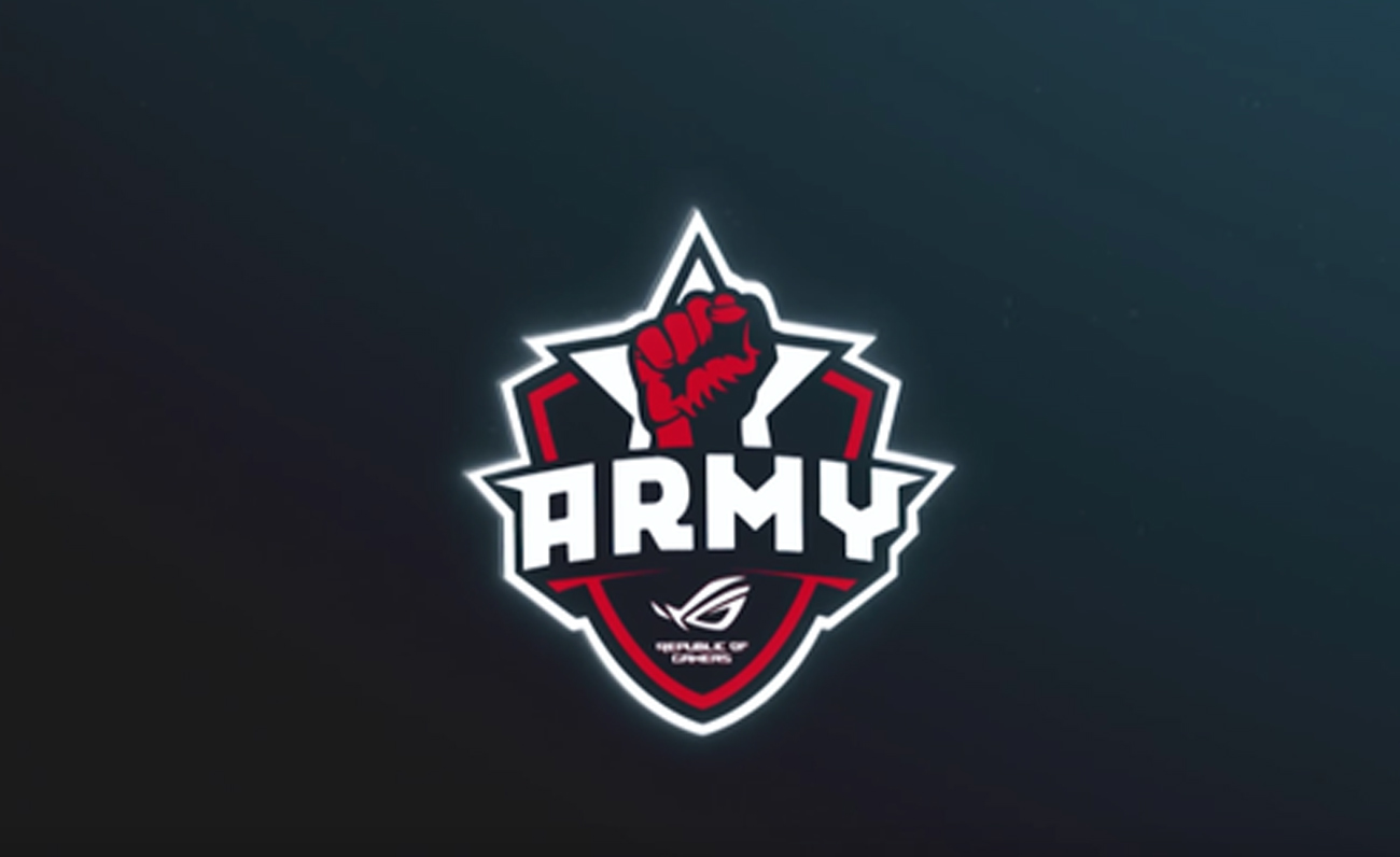 ASUS Rog Army Gifnity Epsorts