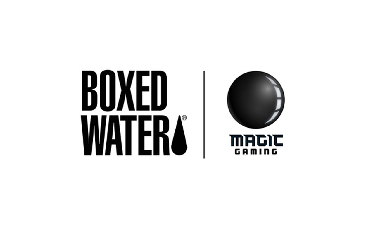 Boxed Water Magic Gaming Esports