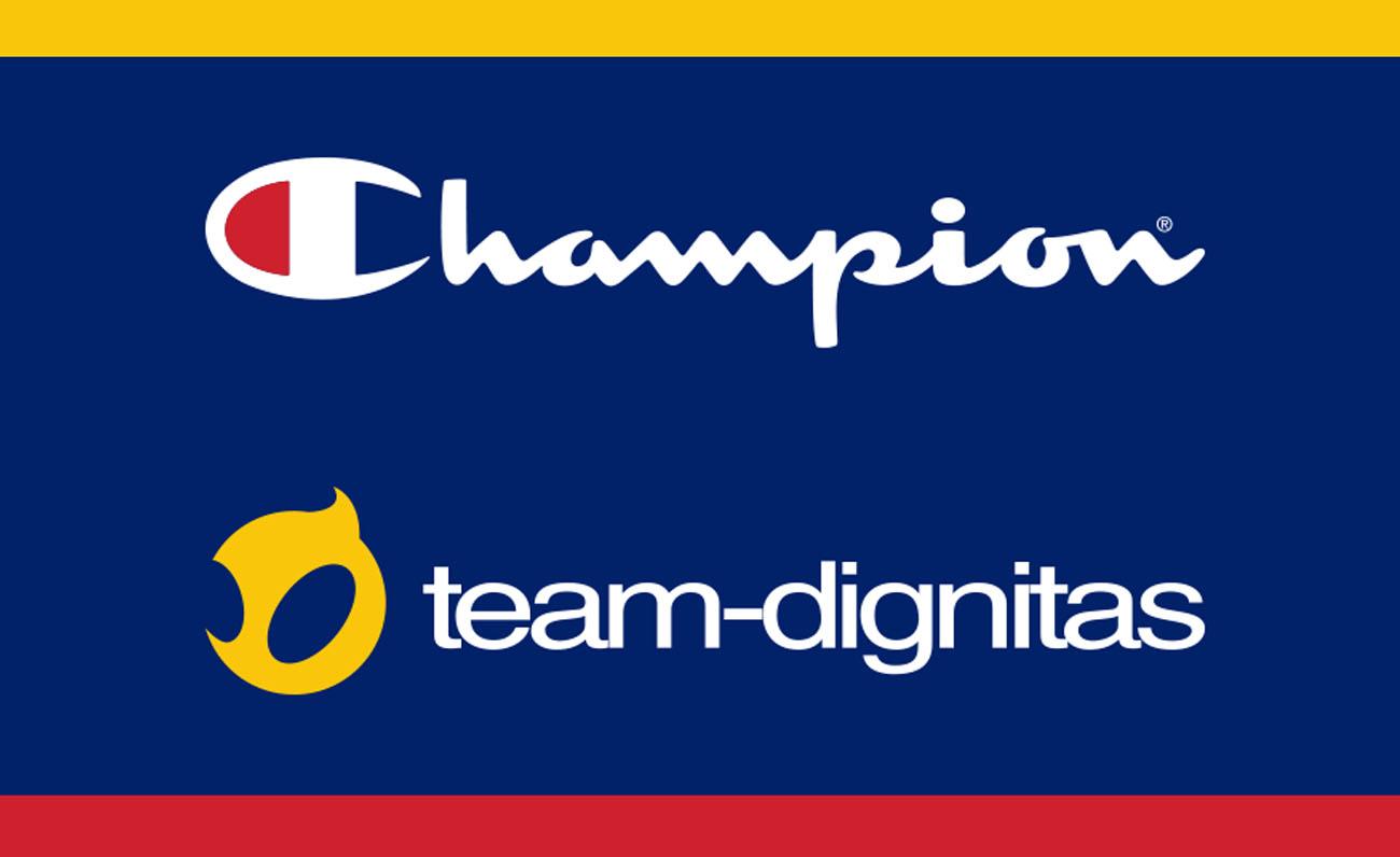 Champion Dignitas esports