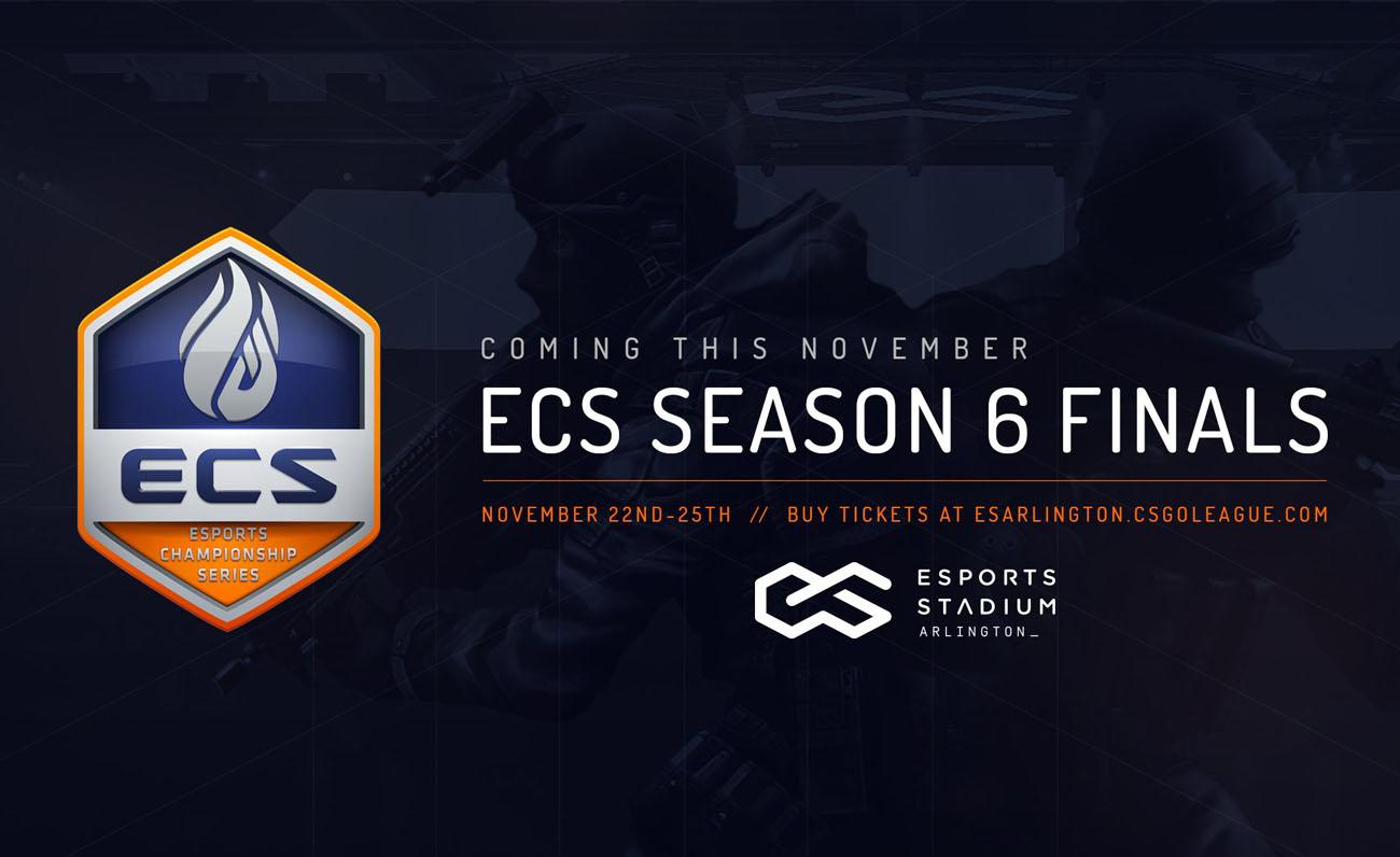 ECS Arlington esports